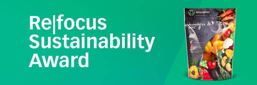 Accredo Wins Re|Focus Sustainability AWard