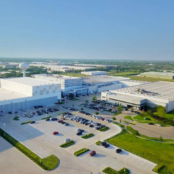 Accredo Packaging USA HQ and Manufacturing Campus