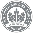 Accredo is a LEED Silver US Manufacturing Facility