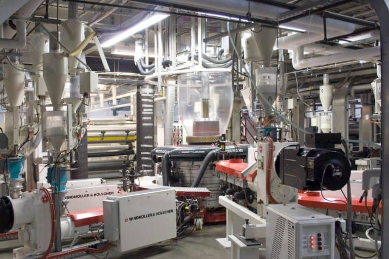 Multiple W&H Extruders
