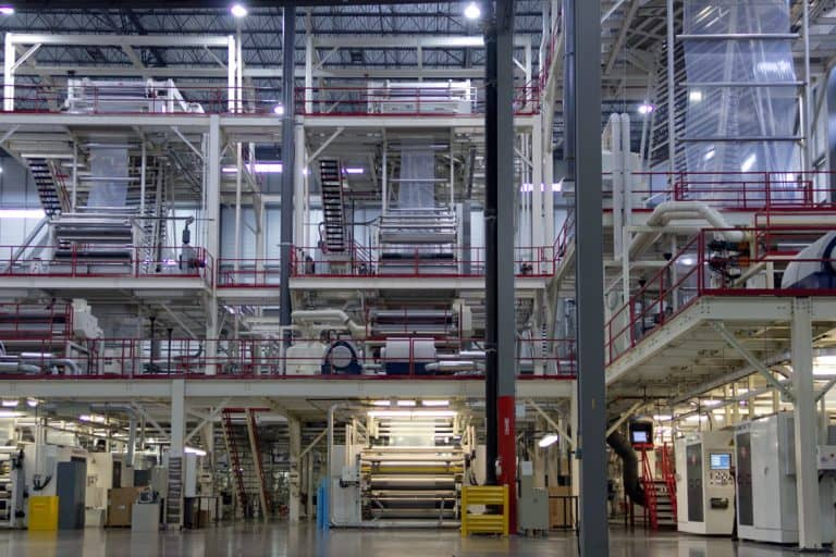 Accredo Packaging offers advanced Extrusion Capabilities