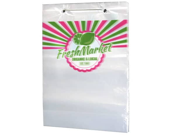 Accredo Packaging wicketed bags