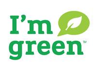 I'm Green Renewable Plastic logo