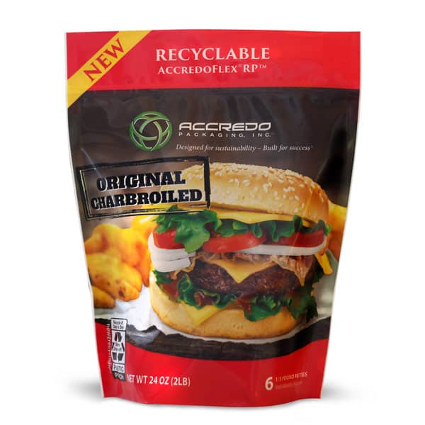 Accredo RP Gen2 Recyclable Pouch