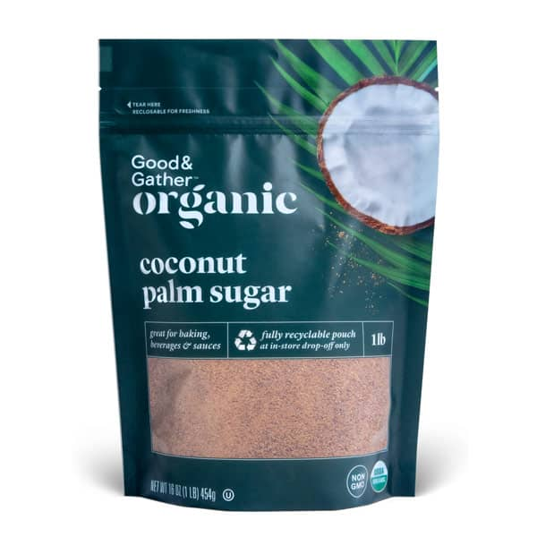 Good & Gather Palm Sugar Recyclable Pouch
